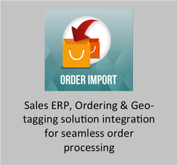 Import orders with single click