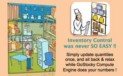 Easy Inventory Control
