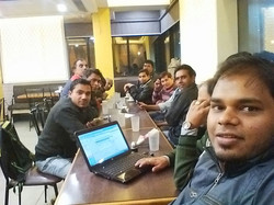 Training at client site