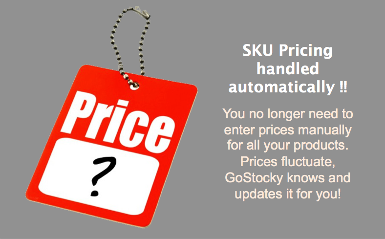 SKU Pricing Automatic