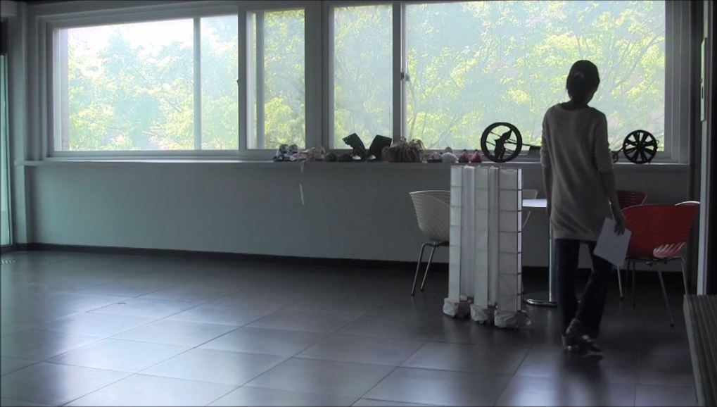 Robotic Partition Application