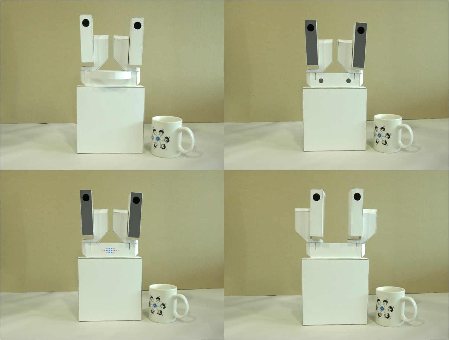 paper modeling