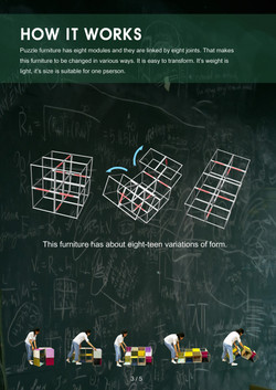 puzzle furniture - how it works
