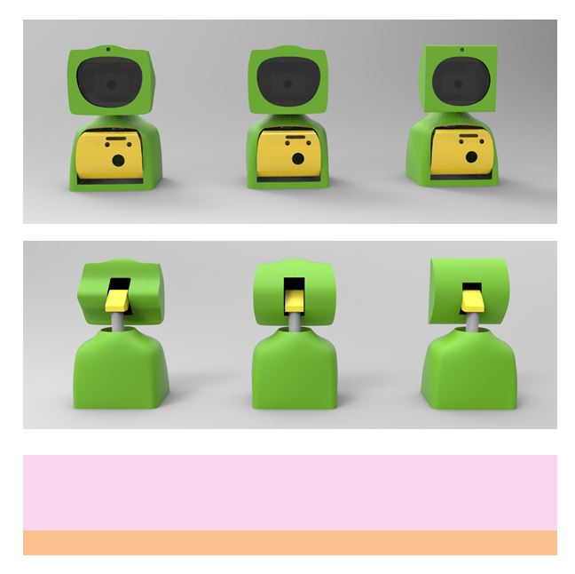 M4K (Mobile 4D+ Kiosk)