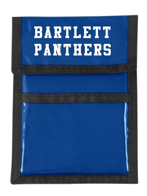 #21 Bartlett Panthers ID Pouch