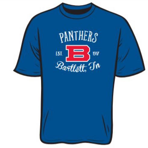 #2 Panthers Est. 1917