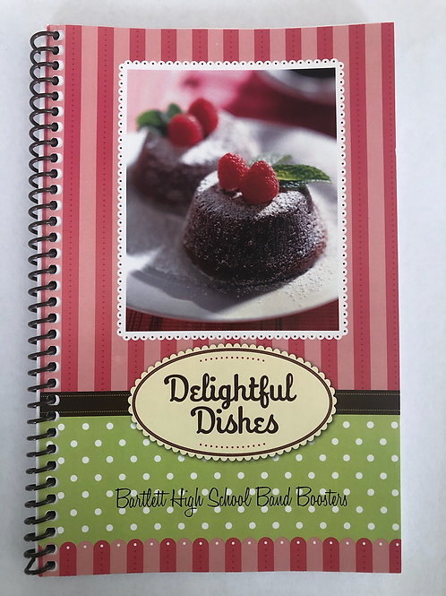 #32 Delightful Dishes Band Cookbook