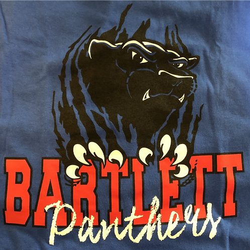 #6 Bartlett Panthers Claw