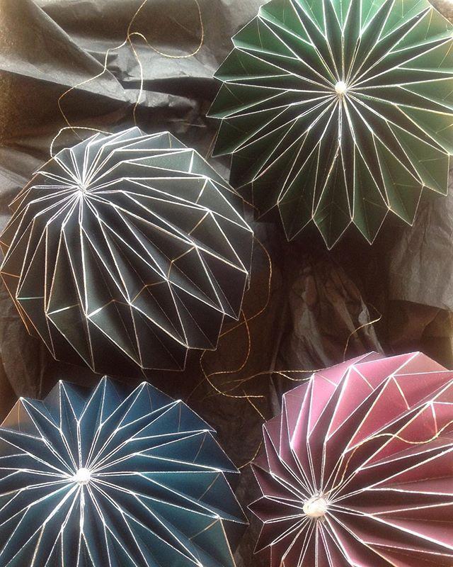 Farbauswahl #plissee #paperlove #handmade