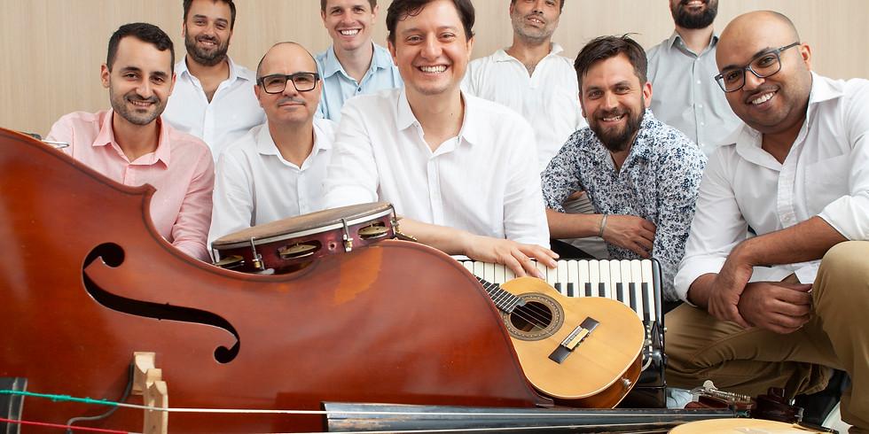 Orquestra Brasileira - Clássica Música Brasileira