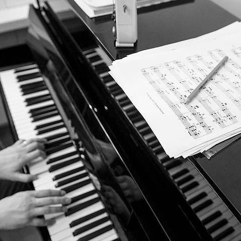 Fase de escrever novos concertos ! Anima