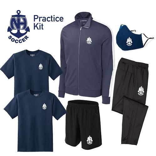 NHHS Soccer Practice Kit
