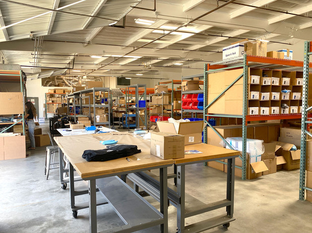 On-Site Warehouse