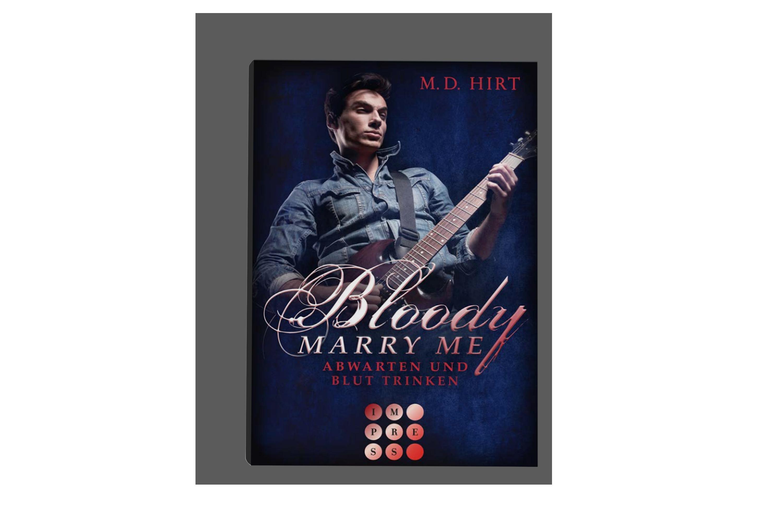 Bloody Marry Me 5 - Abwarten und Blut trinken