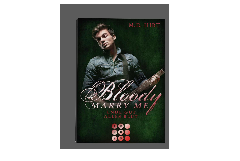 Bloody Marry Me 6 - Ende gut alles Blut