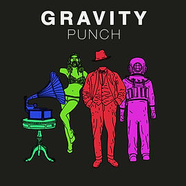 Gravity Punch Album Release