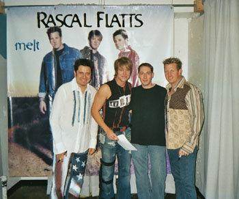Rascal Flatts 2003