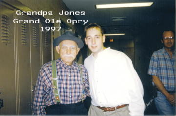 Kevin Grandpa Jones