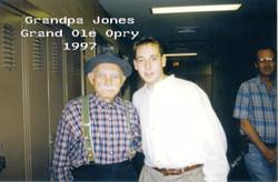 Kevin Grandpa Jones