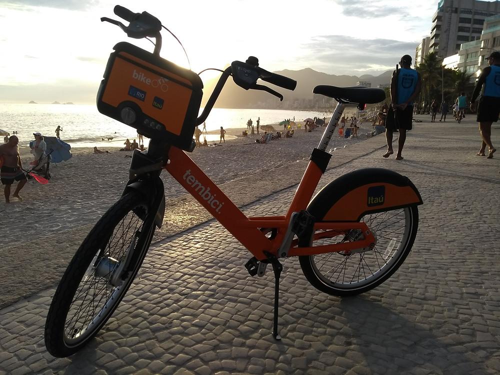 Bike Rio Itaú - Praia do Arpoador