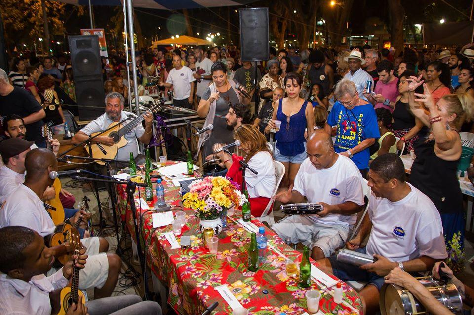 Roda de Samba Rio de Janeiro