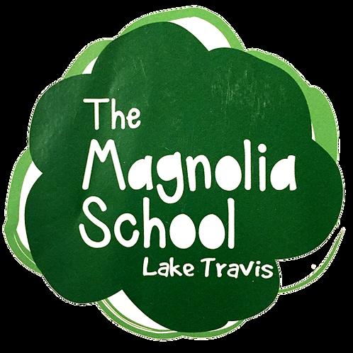 Magnolia School Sticker