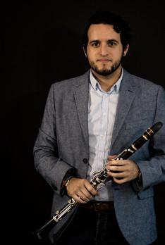 Juan Carlos Martínez Martínez, Clarinet