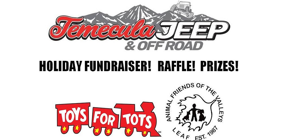 Burgers and Brew November Jeep Meet and FUNDRAISER!