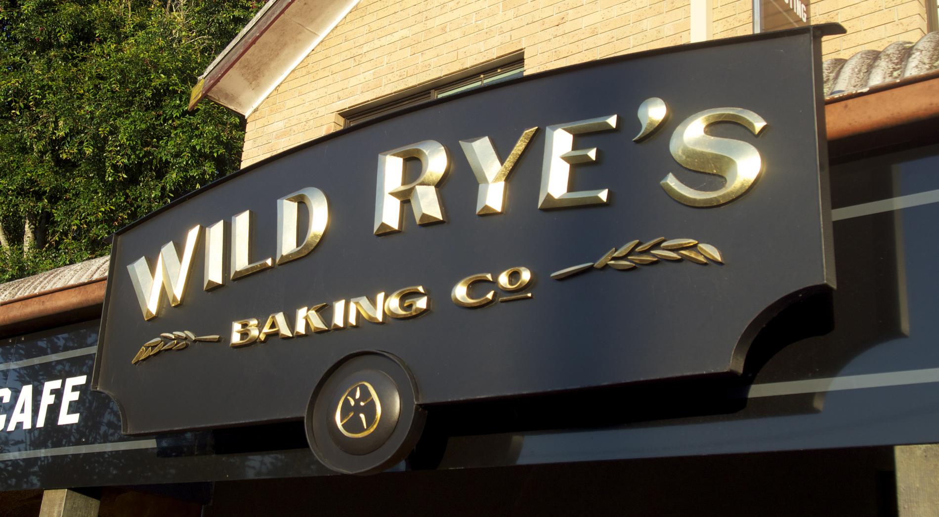 Wild Rye's