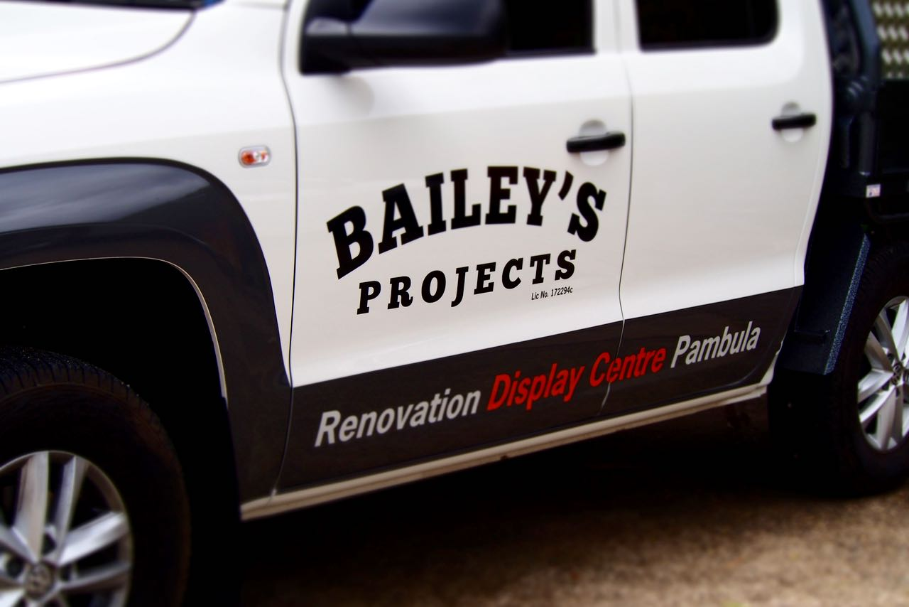 Bailey's Projects