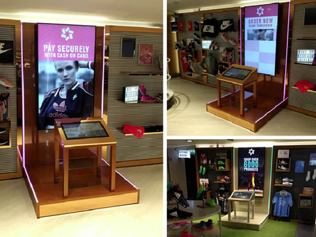 Digital Transformation in Life Style Sports' new flagship Cork store