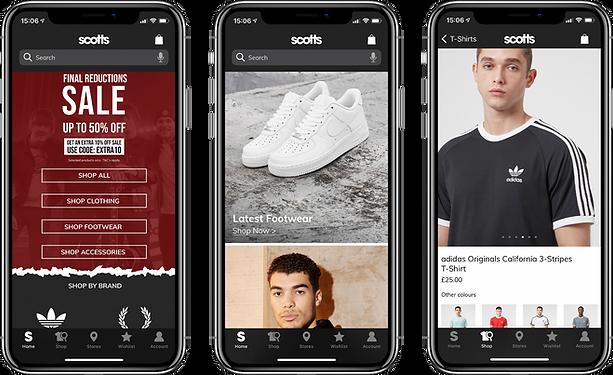 Mobile App Developers Manchester - Scotts