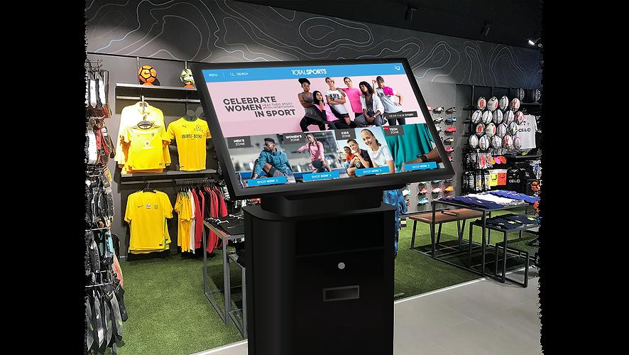 InStore Apps - Total Sport