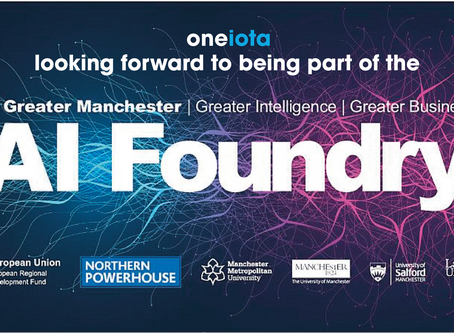 One iota join GM AI Foundry