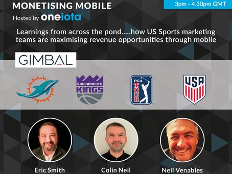 Fan Journeys and monetizing mobile