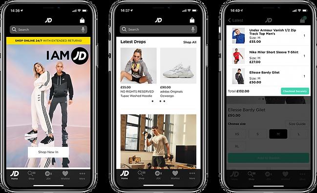 Mobile App Developers Manchester - JD