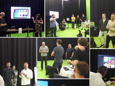One iota's 2017 Hackathon showcases the future of retail