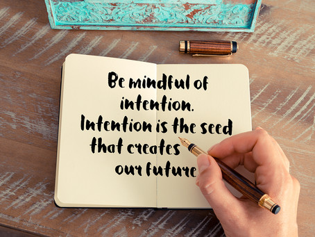 Intention Setting: The Basics