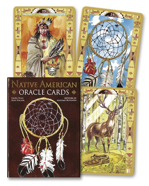 Native American Oracle Cards Best Psychic Tarot Pet Reader