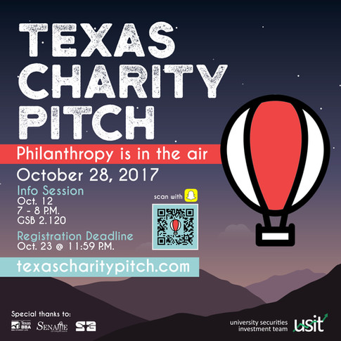 Texas Charity Pitch ad