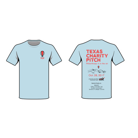 Texas Charity Pitch Shirt