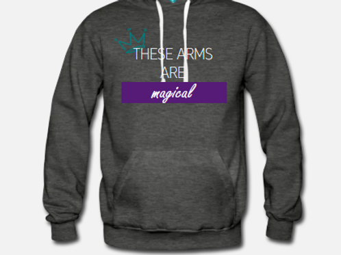 These Arms are Magical Hoodie
