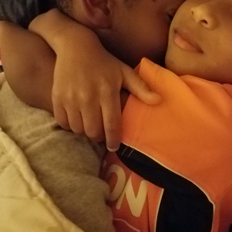 To My Sons: Never Let Go