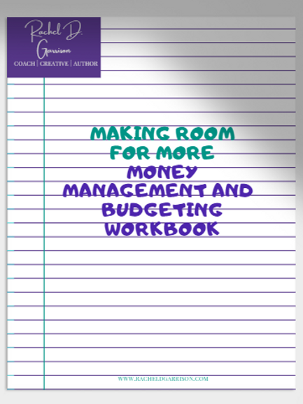 Making Room for More Workbook