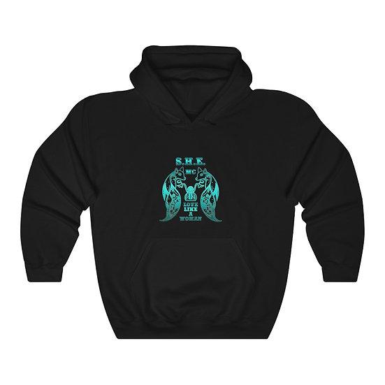 SHE MC Unisex Heavy Blend™ Hooded Sweatshirt