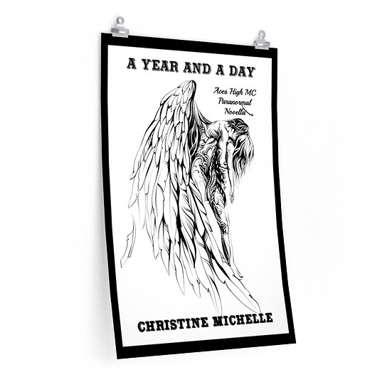 A Year and a Day Premium Matte vertical posters