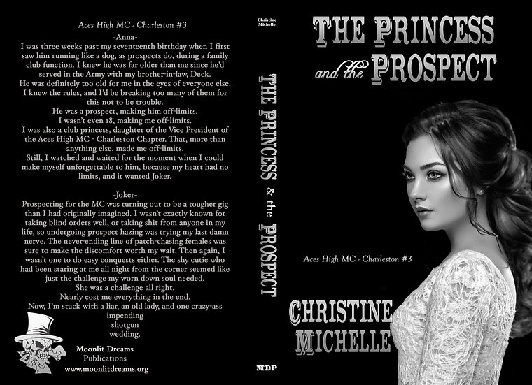 The Princess and the Prospect (signed)