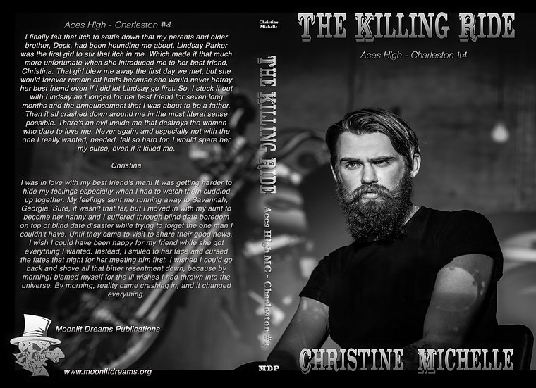 The Killing Ride (Signed Paperback)