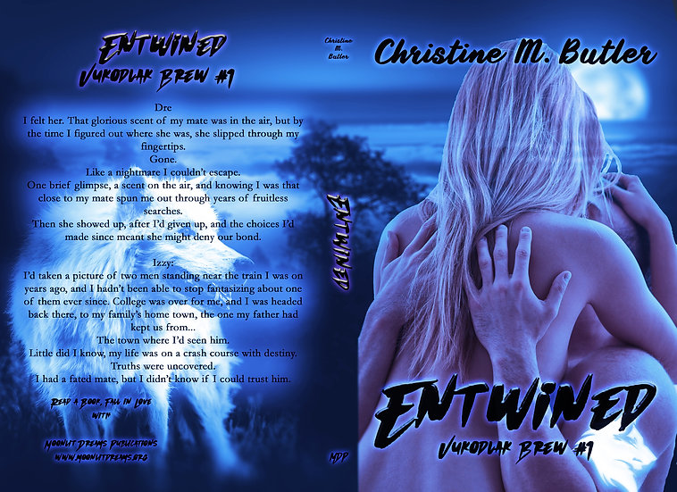 Entwined - Signed Paperback