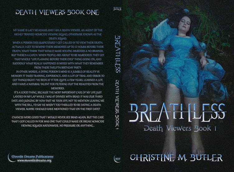 Breathless - Signed Paperback